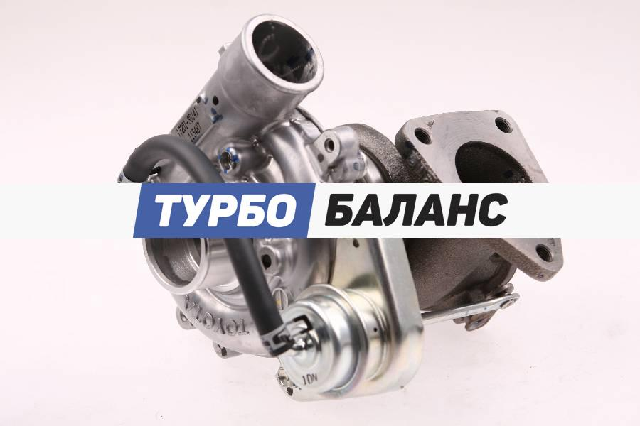 Toyota Hilux 2.5 D4D 17201-30141