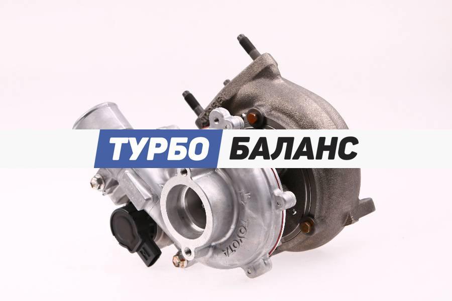 Toyota Landcruiser D-4D 17201-30160