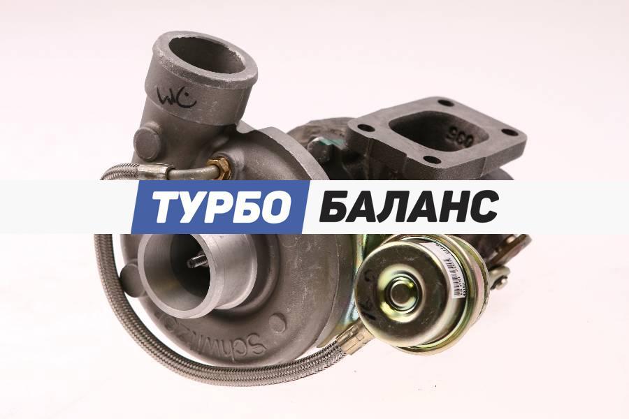 VM Industriemotor — 316148