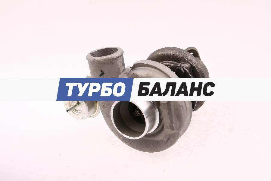 Mercedes-NFZ Industriemotor — 454169-5001S
