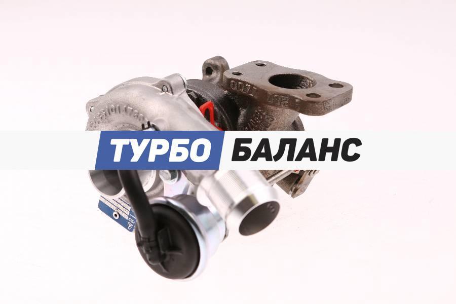 Peugeot Bipper 1.4 HDi 70 54359880021