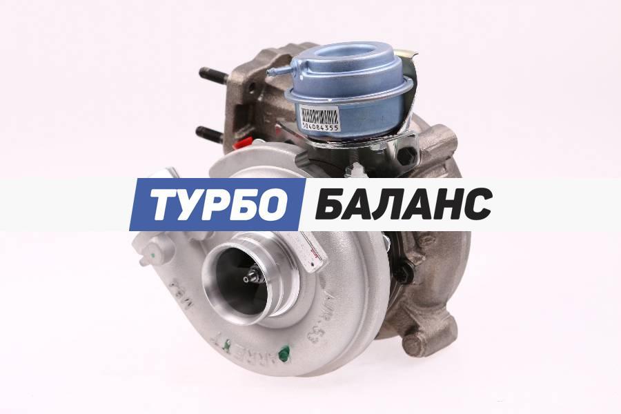 Citroen Jumper 2.8 HDI 750510-5001S