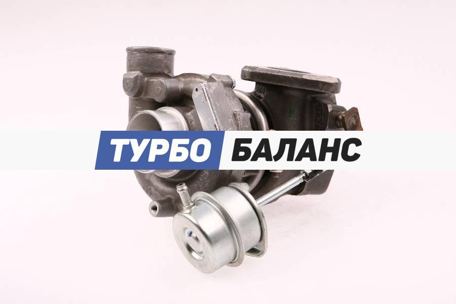 Volkswagen Parati 1.0 16V Turbo 756068-5001S
