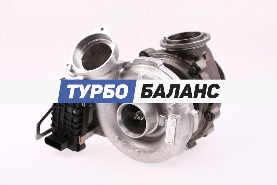 BMW 530 xd (E60 / E61) 758351-5024S