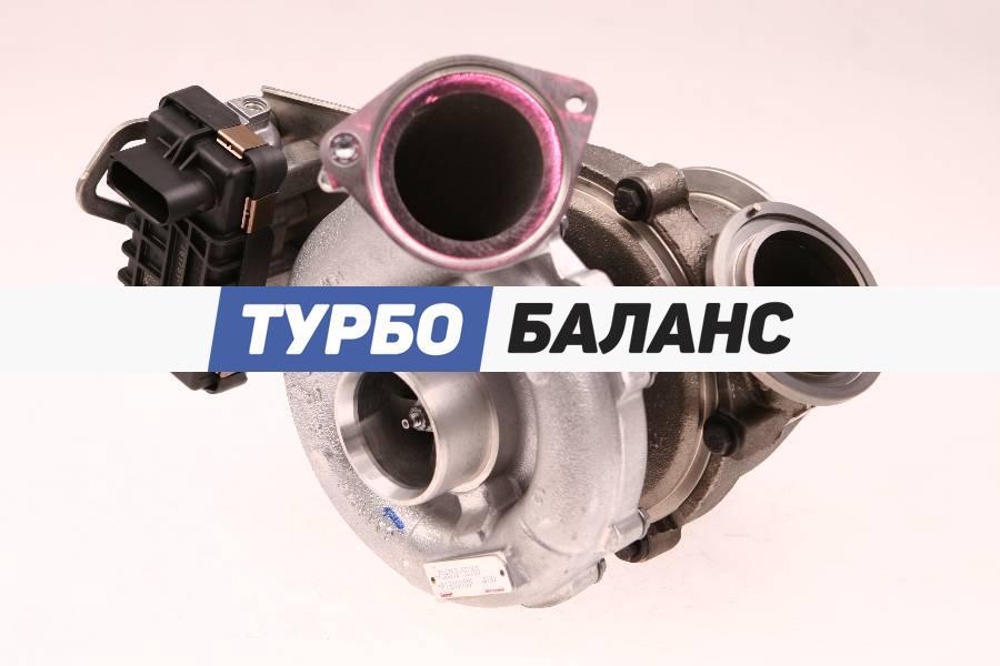 BMW 330 xd (E90/E91/E92) 758352-5026S
