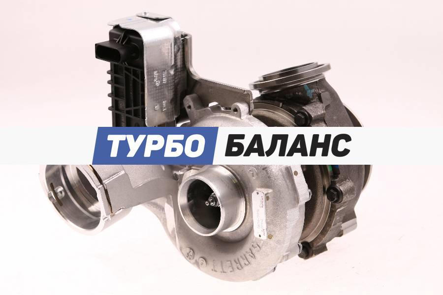 BMW X3 3.0 d (E83) 758353-5024S
