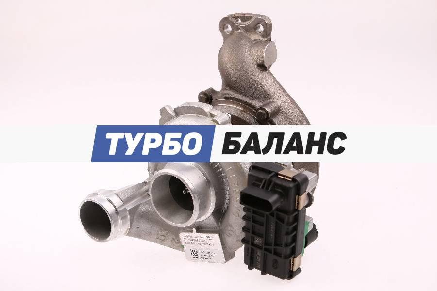 Mercedes-PKW Sprinter II 219CDI/319CDI/419CDI/519CDI 781743-5003S