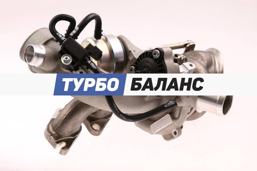 Opel Astra J 1.4 Turbo ECOTEC 781504-5004S
