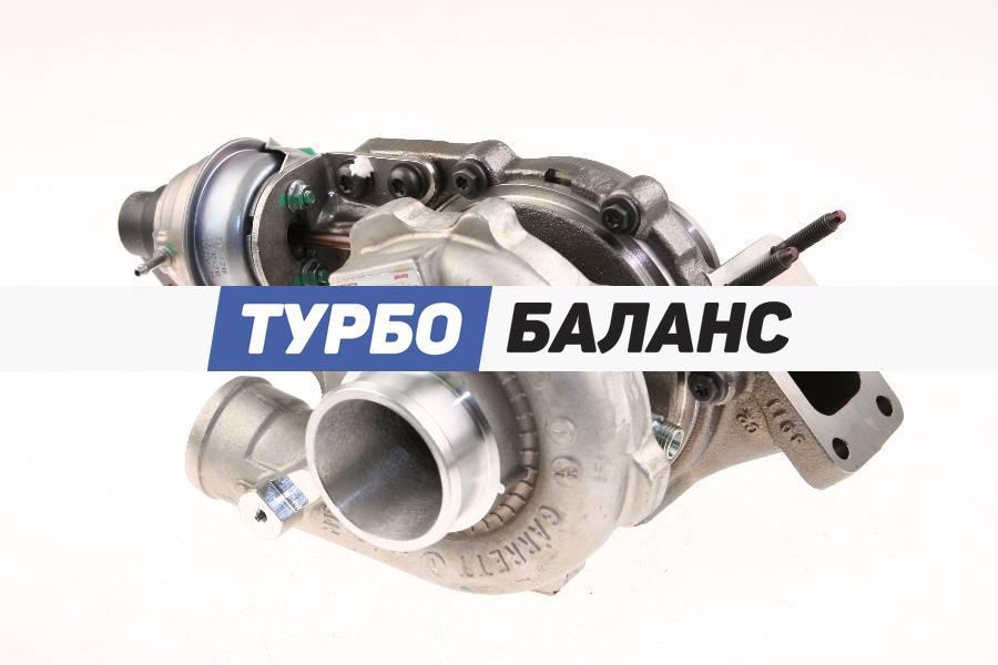 Citroen Jumper 3.0 HDI 796122-5005S
