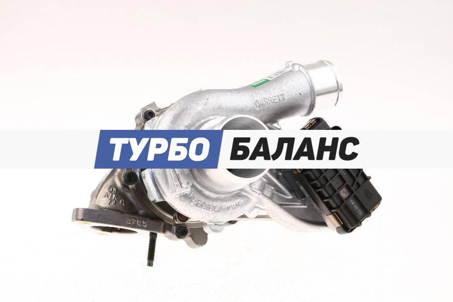 Citroen Jumper III 2.2 HDI 110 798128-5006S